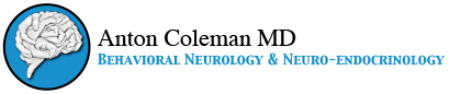 Dr. Anton Coleman Behavioral Neurology and Neuroendocrinology